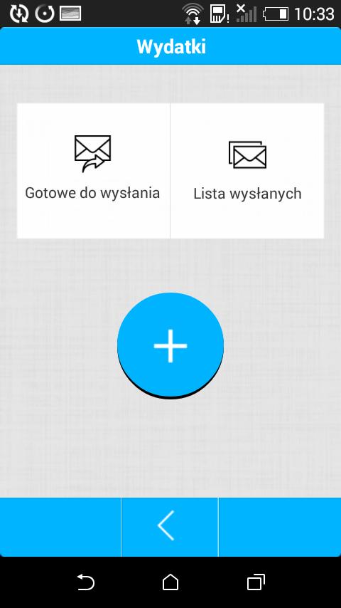 biuro rachunkowe online, przekaz dokumentów, Google Play